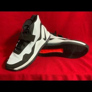 Nike Air Force Max White Black AR0974-101 Size 11